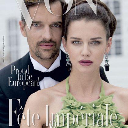 Hairstyle für das VON Magazin